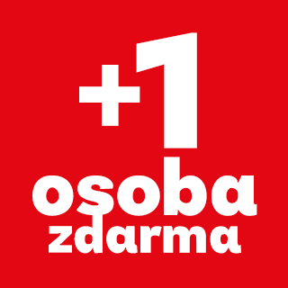 Top First minute + osoba zdarma