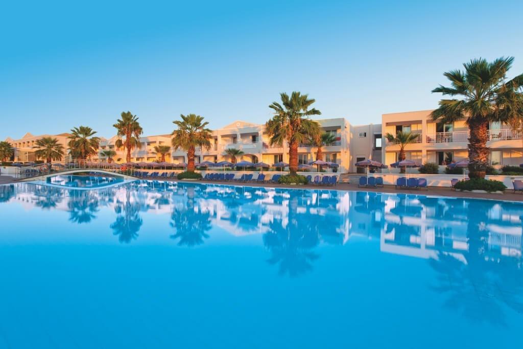 Остров корфу греция отели все включено