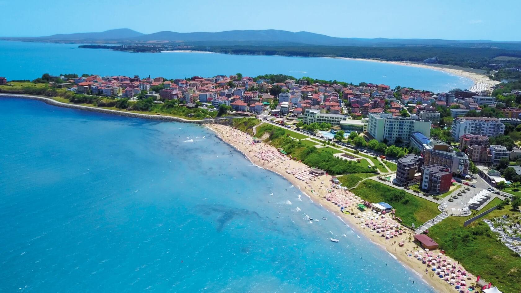 Belica - Primorsko - Bulharsko - Pobytové zájazdy   TIP travel