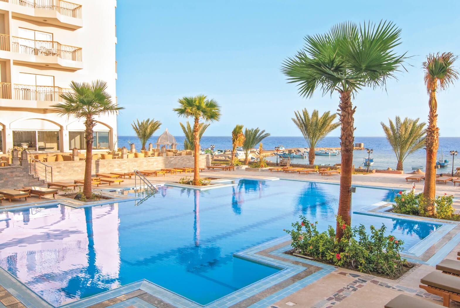 Hotel Royal Star Three Corners Royal Star Hurghada Egypt Pobytovac Zajazdy